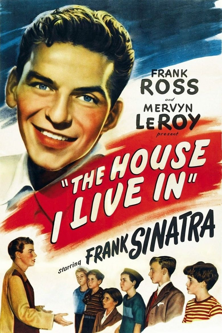 The House I Live In Poster