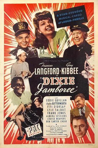 Dixie Jamboree Poster