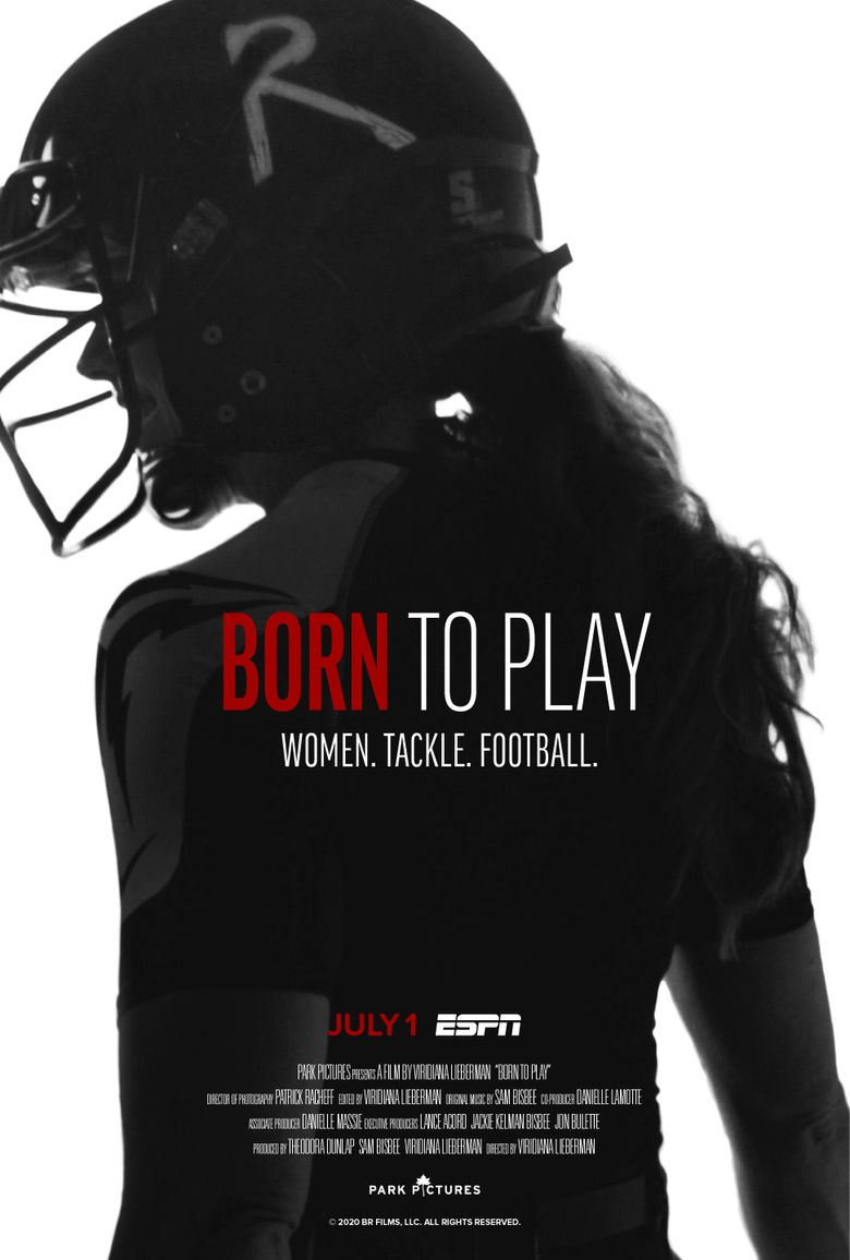 Born to Play Poster