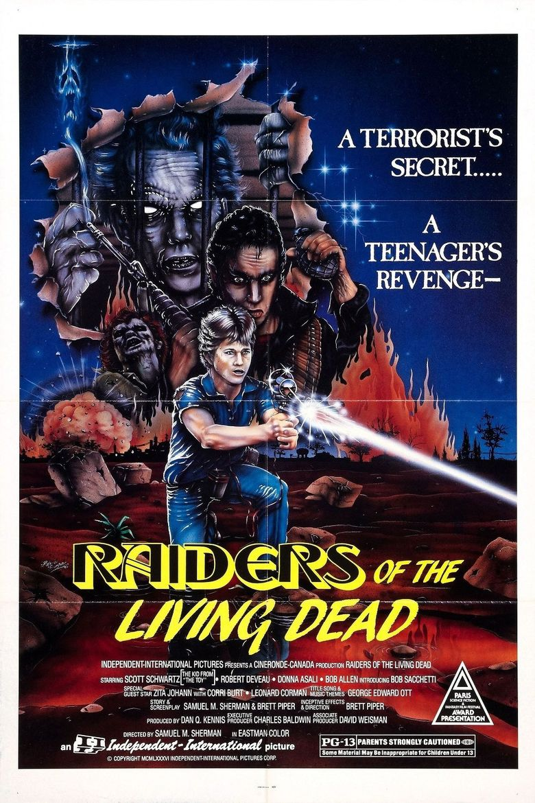 Raiders Of The Living Dead 1986 Watch On Fandor Or Streaming