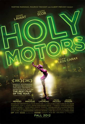 Watch Holy Motors