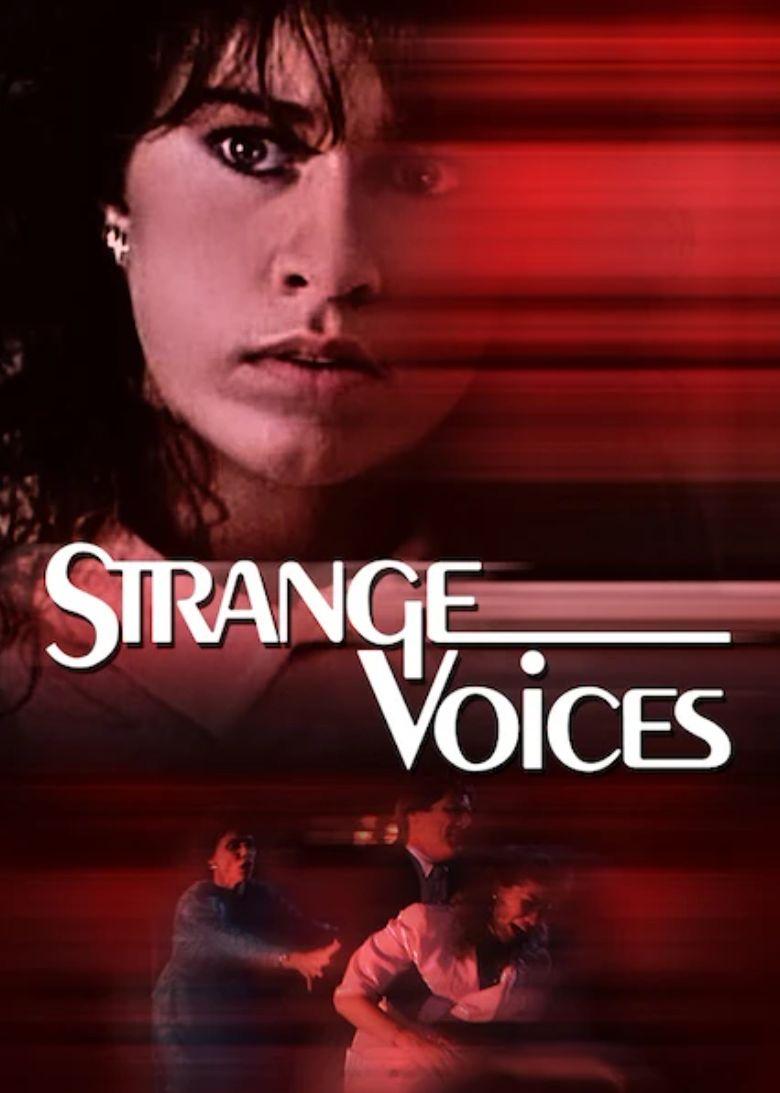 Strange Voices Poster