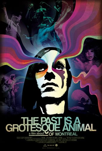 The Past Is a Grotesque Animal Poster