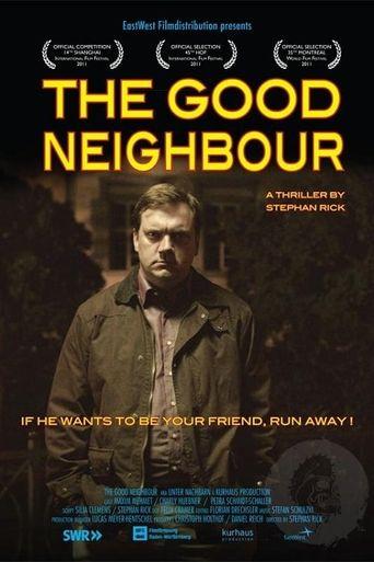 The Good Neighbor Poster
