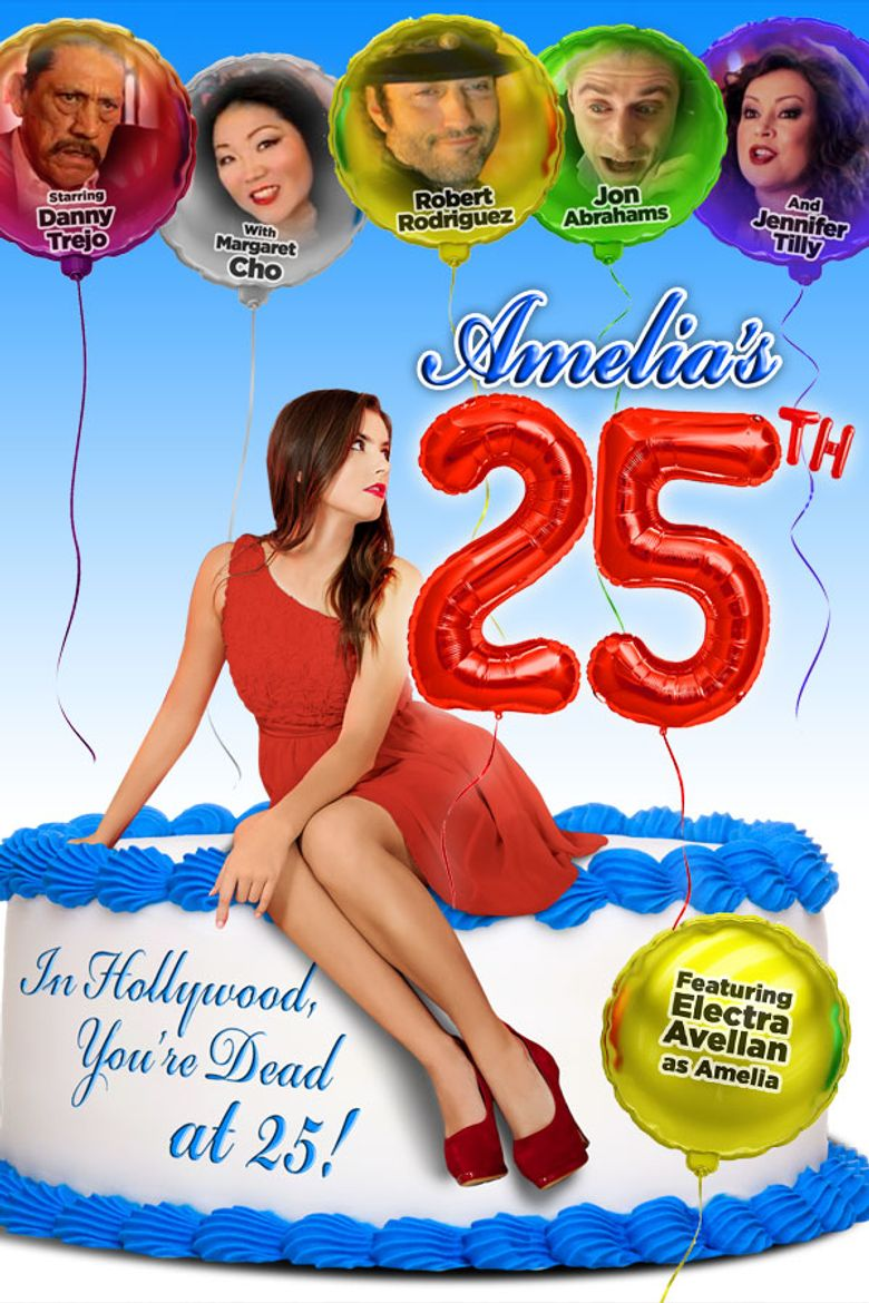 Amelia's 25th Poster