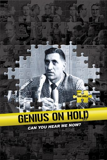 Genius on Hold Poster