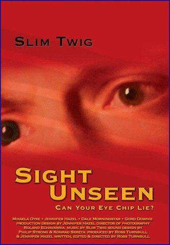 Sight Unseen Poster