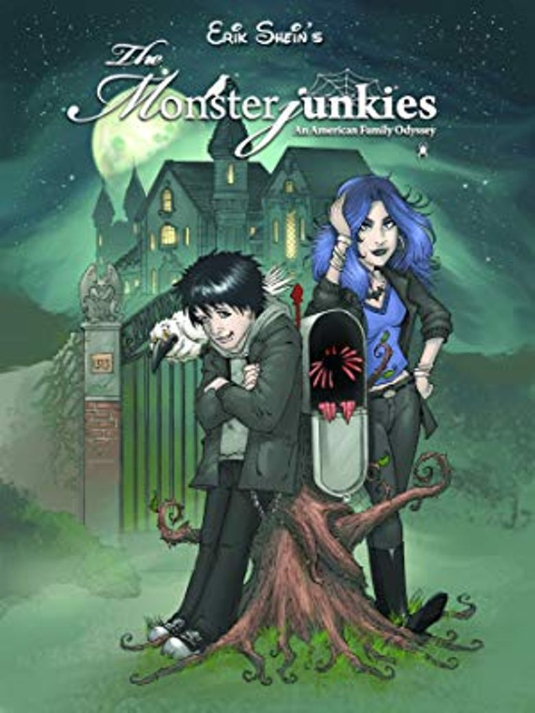 The Monsterjunkies Poster