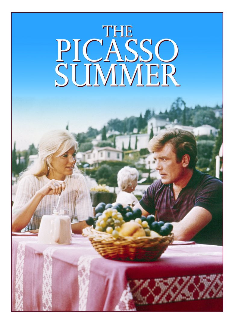 The Picasso Summer Poster