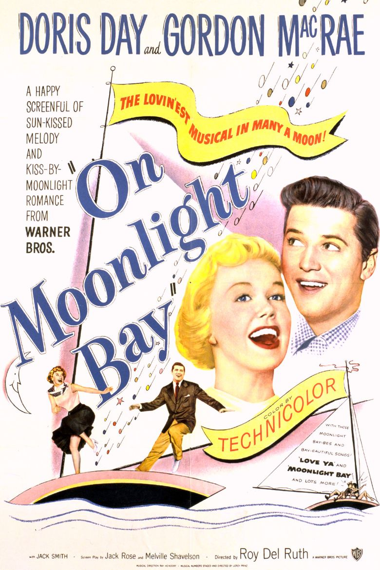 On Moonlight Bay Poster