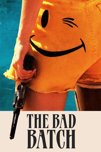 The Bad Batch Poster