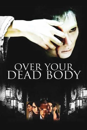 Over Your Dead Body Poster