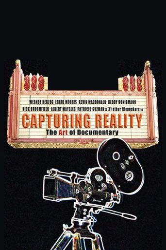 Capturing Reality Poster