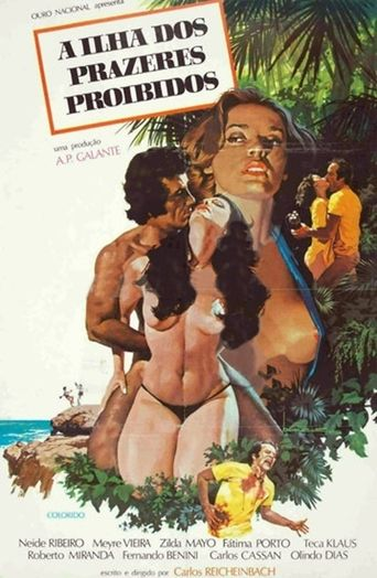 The Isle of Forbidden Pleasures Poster