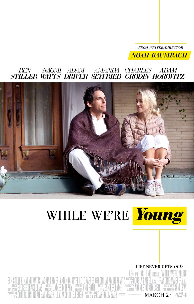 While We're Young Poster