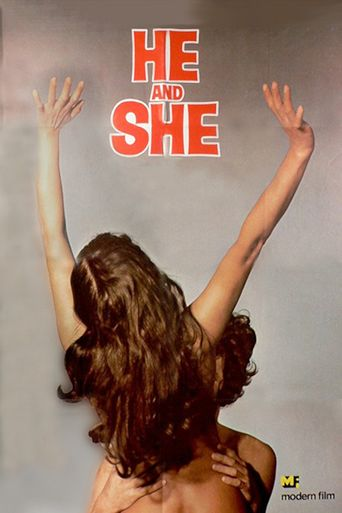 He & She Poster