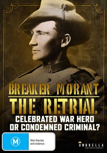 Breaker Morant: The Retrial Poster