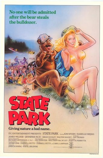 State Park Poster