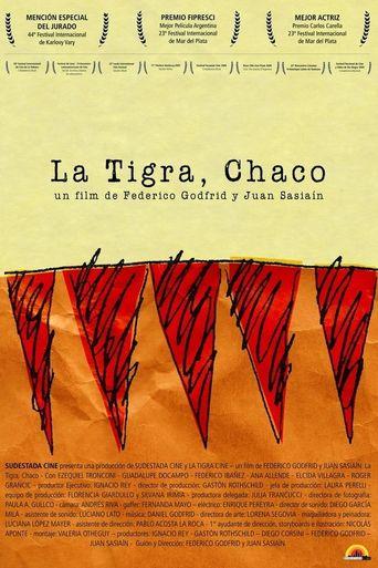 La Tigra, Chaco Poster