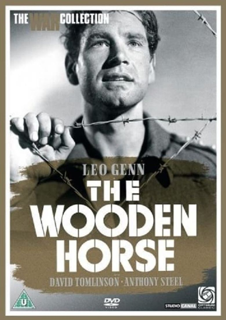 The Wooden Horse Poster