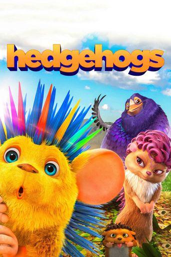 Bobby the Hedgehog Poster