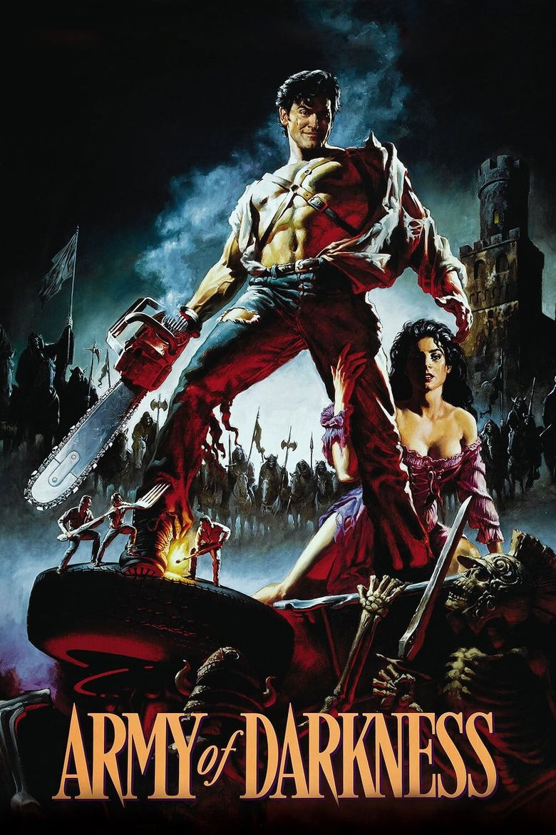 Watch Army of Darkness