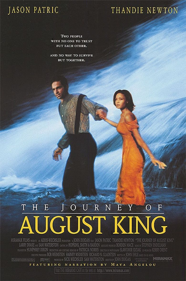 The Journey of August King Poster