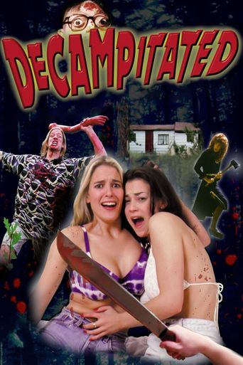 Decampitated Poster