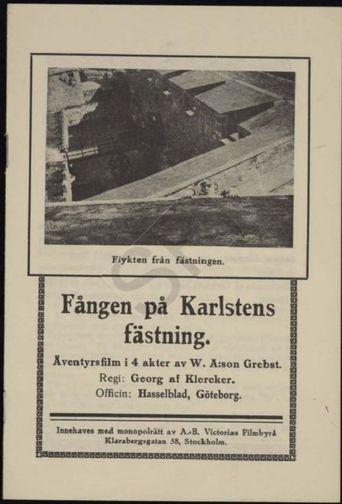 Fången på Karlstens fästning Poster