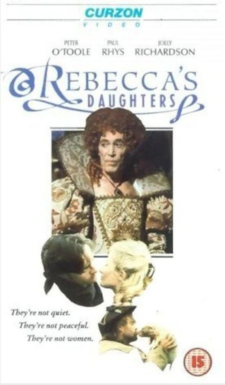 Rebecca's Daughters Poster