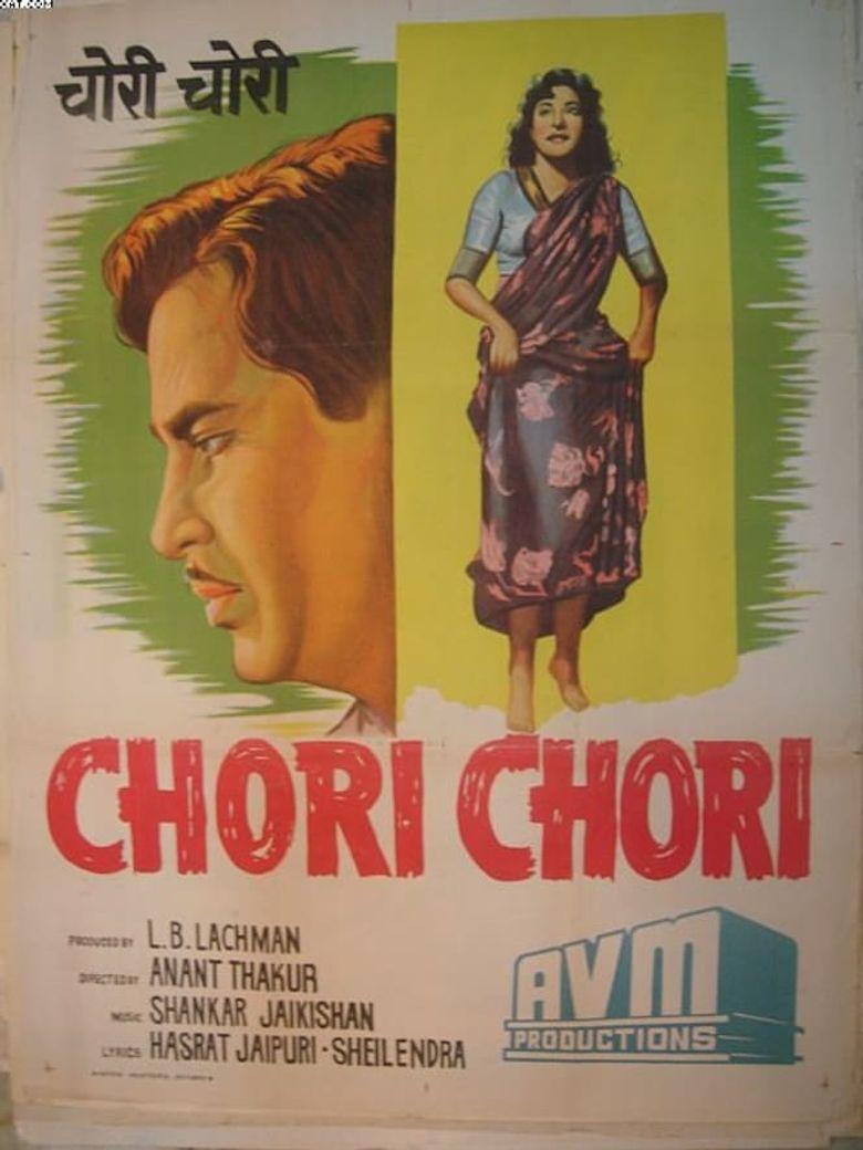 Secretly (Chori Chori) Poster