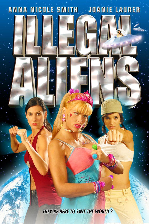 Illegal Aliens Poster