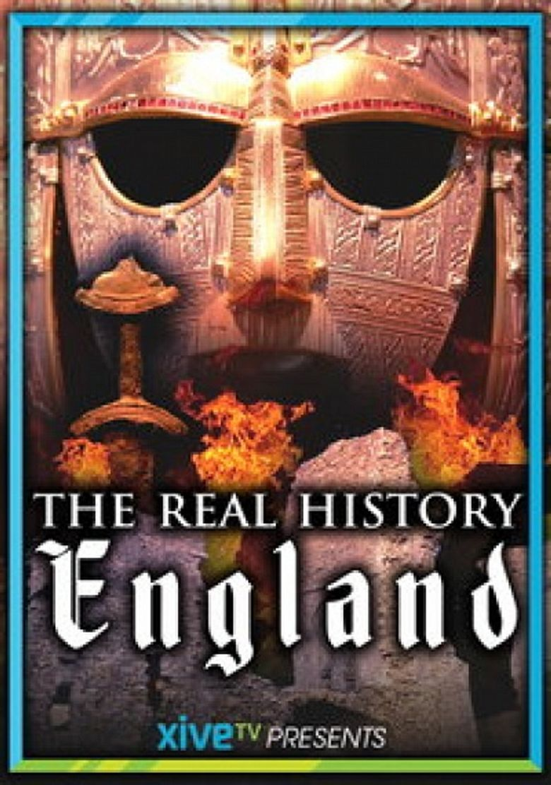 The Real History of England Poster