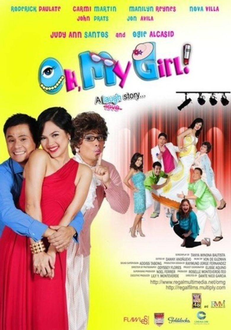 Oh, My Girl! A Laugh Story... Poster