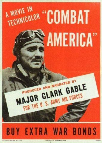 Combat America Poster