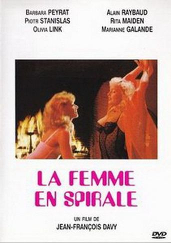 La Femme en Spirale Poster