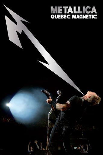 Metallica : Quebec Magnetic Poster