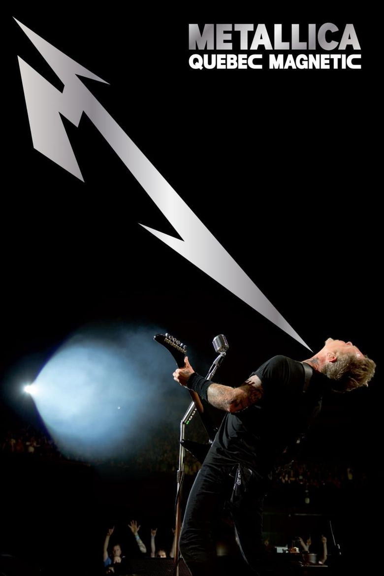 Metallica : Quebec Magnetic Poster