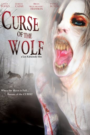 Curse of the Wolf Poster