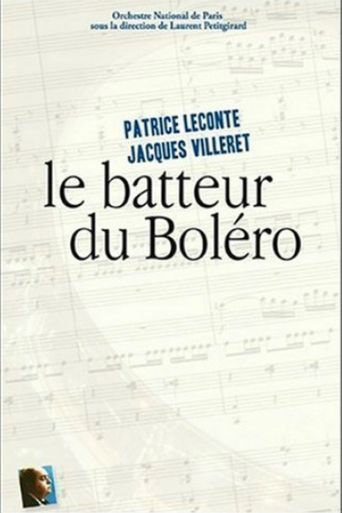 The Drummer of Ravel's Boléro Poster