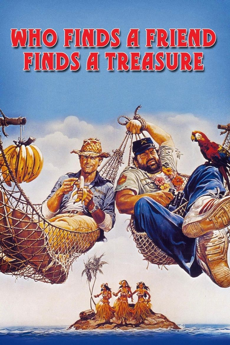 A Friend Is a Treasure Poster
