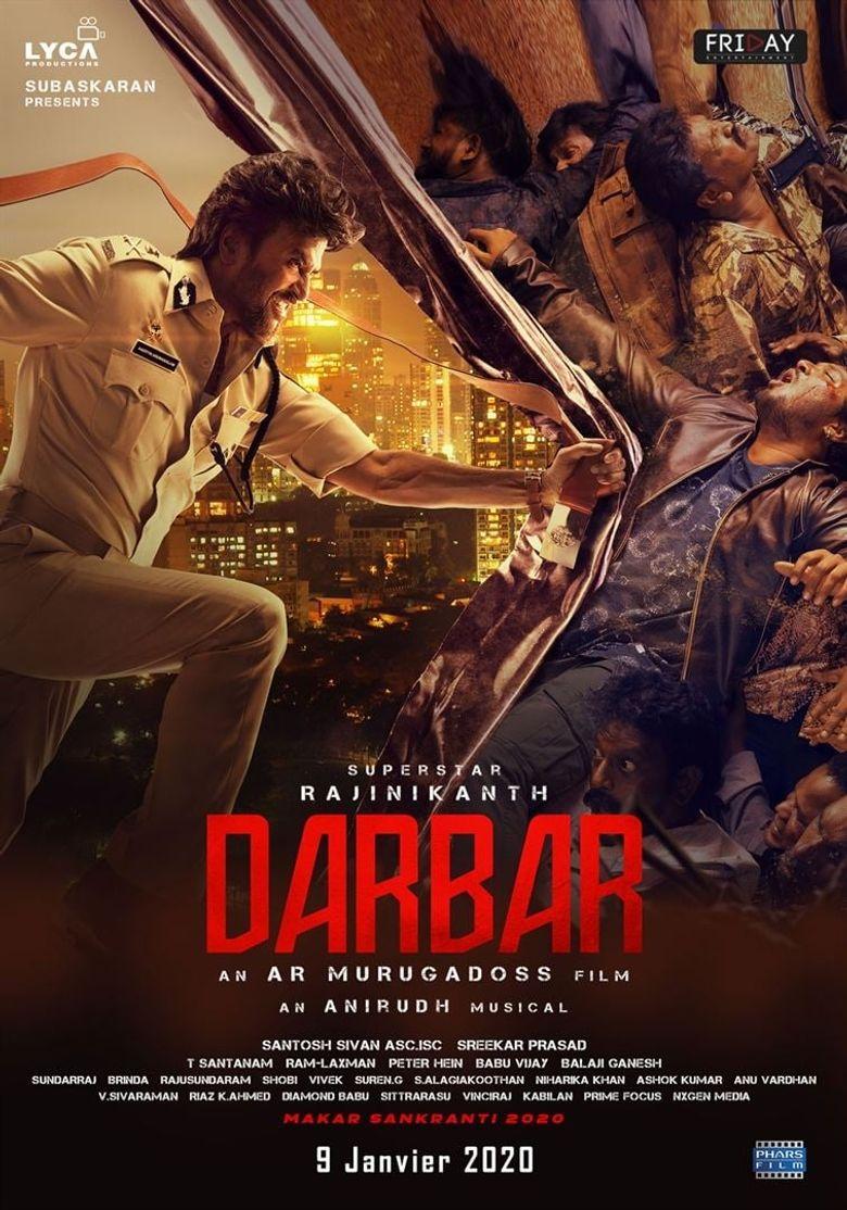 Darbar Poster