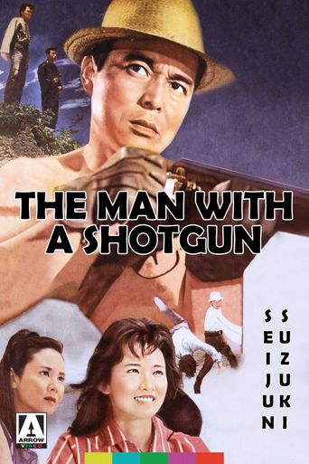 The Man with a Shotgun Poster