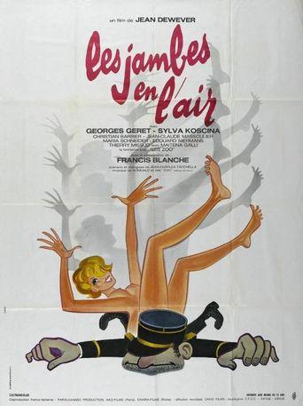 Les Jambes en l'air Poster