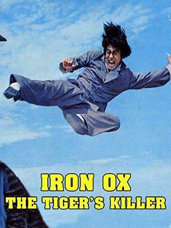 Iron Ox, Tiger's Killer Poster