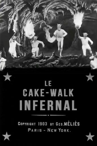 The Infernal Cakewalk Poster