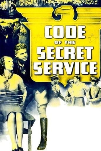 Code of the Secret Service Poster