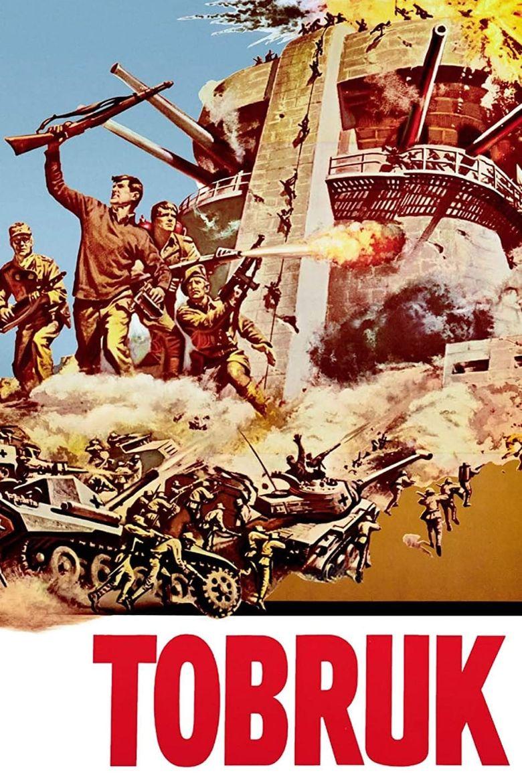 Tobruk Poster