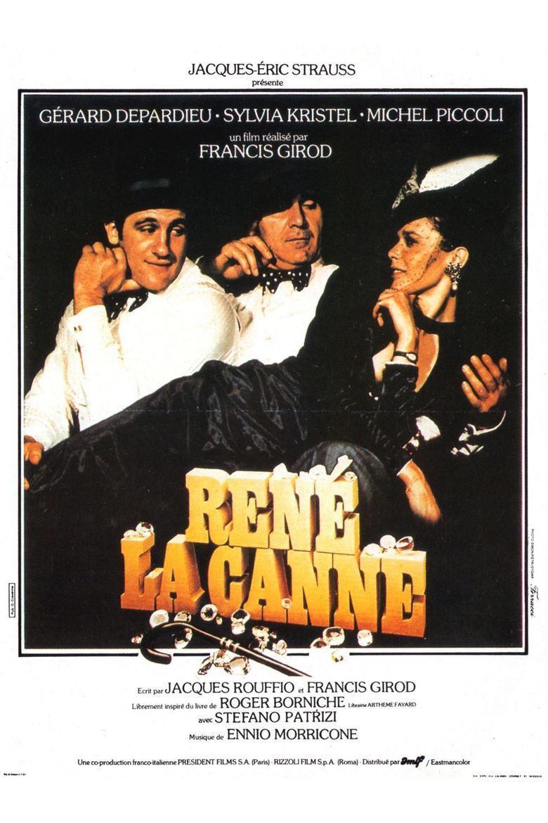 Rene the Cane Poster