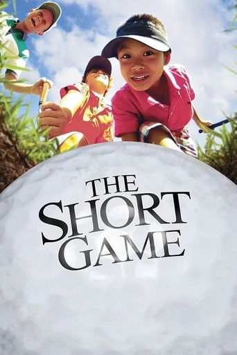 The Short Game Poster